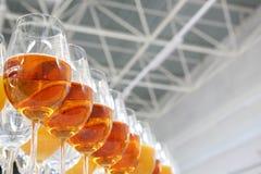 Drinkbekers Royalty-vrije Stock Afbeeldingen