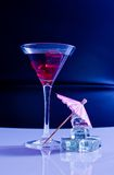 drinkdeltagare Royaltyfria Bilder