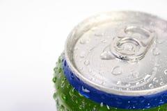 drinkdroppe royaltyfri bild