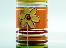 Drinkend Glas Stock Afbeelding