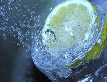 drinkförnyelse Royaltyfria Bilder