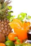 drinkfrukter royaltyfria foton