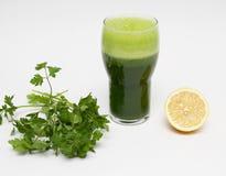 drinkgrönsak arkivfoto