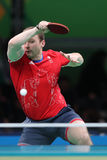 DRINKHALL Paul at the Olympic Games in Rio 2016. Stock Images