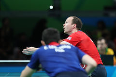 DRINKHALL Paul at the Olympic Games in Rio 2016. Stock Photo
