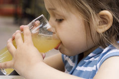 Drinking Stock Photography