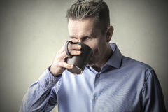 Drinking cup Royalty Free Stock Photography