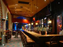 Drinking establishment. Popular bar and night spot in south Florida Stock Photography