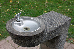Drinking Fountain Stock Photography