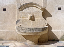 drinking fountain Royalty Free Stock Photography