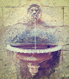 Drinking Fountain Royalty Free Stock Photos
