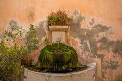 Drinking fountain Stock Photo