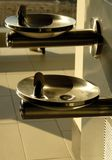Drinking Fountains stock image