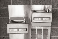 Drinking Fountains Royalty Free Stock Photography