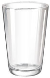 A drinking glass stock illustration