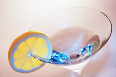 Drinking Martini Stock Images