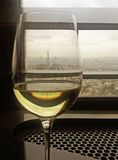 Drinking paris Royalty Free Stock Photography