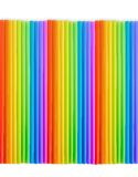 Drinking straw background Stock Image
