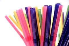 Free Drinking Straws Stock Photography - 167092