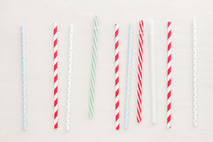 Free Drinking Straws Background Stock Images - 76297584