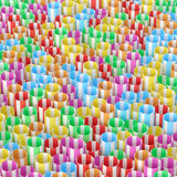 Drinking straws background Stock Image