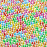 Drinking straws background Stock Photography
