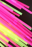 Drinking straws Royalty Free Stock Photo