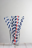 Drinking Straws Still Life Royalty Free Stock Image