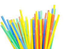 Drinking tubes Stock Photography