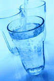 Drinking Water Royalty Free Stock Photo