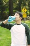 Drinking water Stock Photos