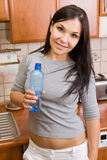 Drinking Water Stock Photography