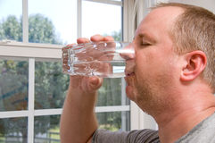 Drinking Water Stock Photos