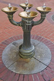 Drinking Water Fountain Stock Photo