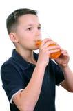 Drinking stock image