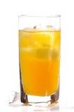 drinkorange Arkivfoto
