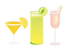 Drinks Royalty Free Stock Photo