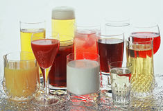 Drinks Stock Image
