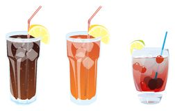 Drinks Royalty Free Stock Photos