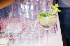 Drinks Stock Photography