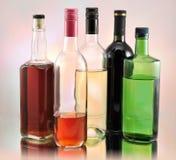 Drinks arrangement Stock Images