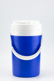 Drinks beverage cooler flask Royalty Free Stock Photos