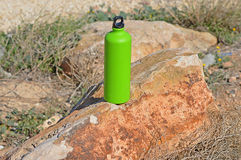 Drinks Bottle - Water Bottle Outdoor Pursuits Stock Image