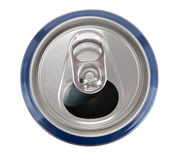 Drinks can - isolated Stock Image
