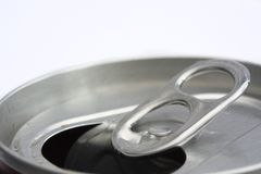 Drinks can ring pull Stock Images