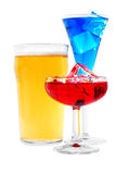 Drinks Medley Royalty Free Stock Photography