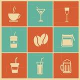 Drinks menu Stock Images