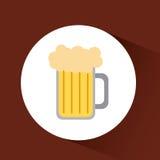Drinks menu design. Illustration eps10 graphic Stock Photo