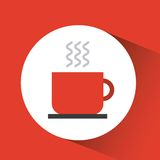 Drinks menu design. Illustration eps10 graphic Royalty Free Stock Image