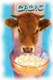 Drinks more milk. Do something good for your body, drink a glass of milk every day stock illustration